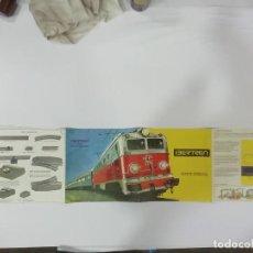 Trenes Escala: IBERTREN - CATÁLOGO LOCOMOTORAS VAGONES COCHES CIRCUITOS VÍAS ACCESORIOS ... -(L). Lote 240620985