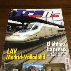 Trenes Escala: REVISTA TRENMANÍA 42. Lote 240916660