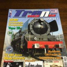 Trenes Escala: REVISTA TRENMANÍA 48. Lote 240917420