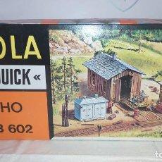 Trenes Escala: POLA QUICK B 602. NUEVO, NUNCA MONTADO.. Lote 242195810