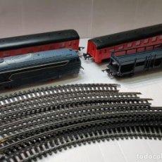 Trenes Escala: TREN JOUEF CUERDA 67001 SNCF MAS 3 VAGONES MADE IN FRANCE ESCALA H0. Lote 242356375