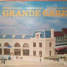 Trenes Escala: CENTRAL STATION GRANDE GARE JOUEF 1039. NUEVO, NUNCA MONTADO.. Lote 242393835