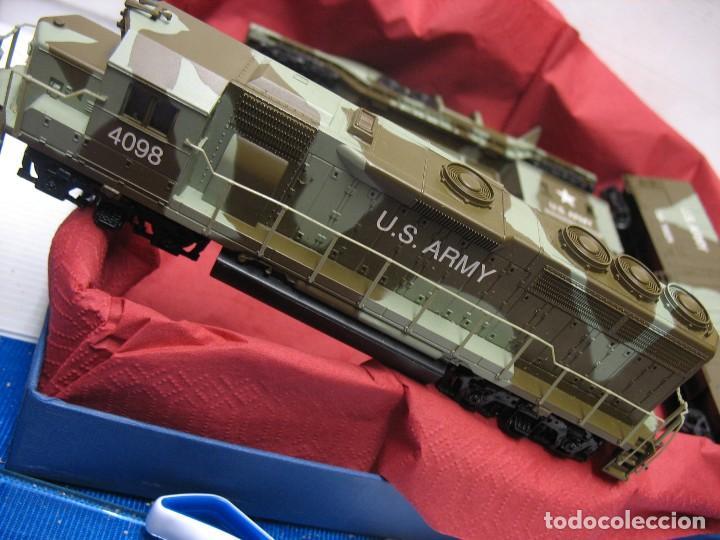 TREN MILITAR HO (Juguetes - Trenes Escala H0 - Otros Trenes Escala H0)