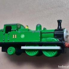 Trenes Escala: THOMAS THE TANK ENGINE AND FRIENDS ERTL 1993 LOCOMOTORA OLIVER Nº 11 TRENES. Lote 245046725