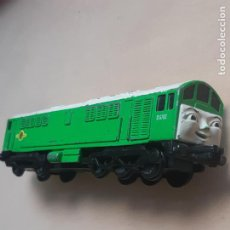 Trenes Escala: THOMAS THE TANK ENGINE AND FRIENDS ERTL 1993 LOCOMOTORA D5702 BOCCO TRENES. Lote 245047520