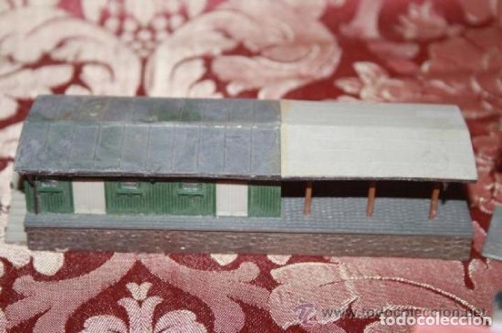 Trenes Escala: CONJUNTO DE EDIFICACIONES PARA MAQUETA DE TREN. FALLER. ALEMANIA. AÑOS 70. - Foto 4 - 245558595