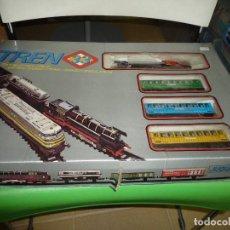 Trenes Escala: CAJA TREN 33. Lote 247754225