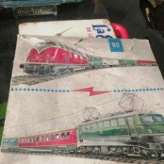 Trenes Escala: TREN GRÖLSCH MADE IN WEST GERMANY VER FOTOS. Lote 248221865