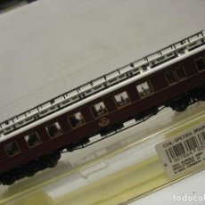 Comboios Escala: VAGON TRIX 23791 VIAJEROS HO. Lote 248690675