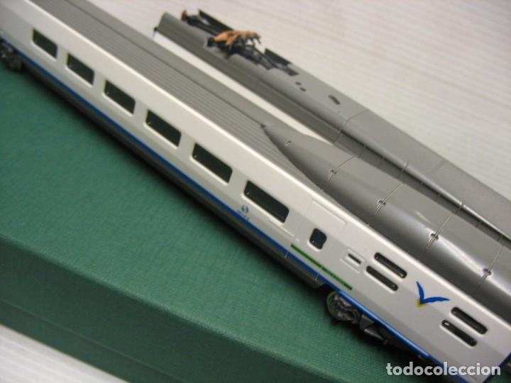 Trenes Escala: renfe ave de mehano el de 4 unidades - Foto 13 - 272149593