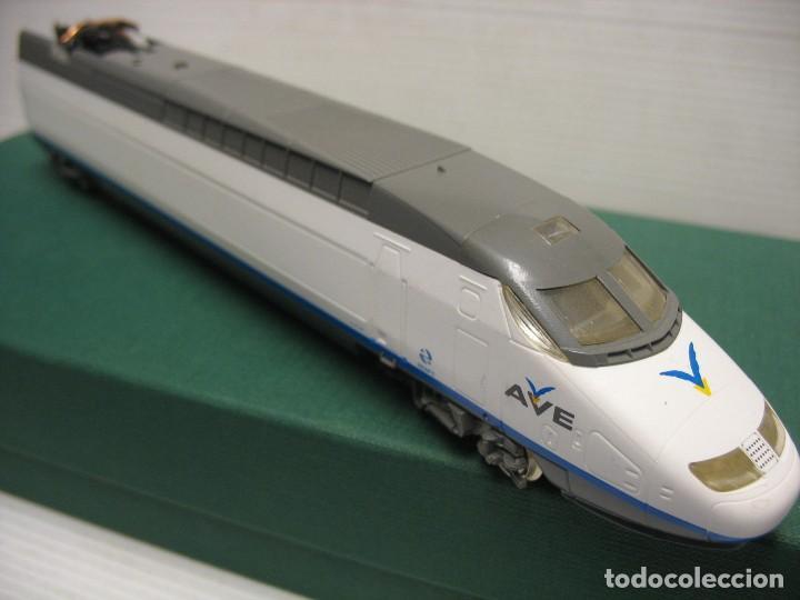 Trenes Escala: renfe ave de mehano el de 4 unidades - Foto 15 - 272149593