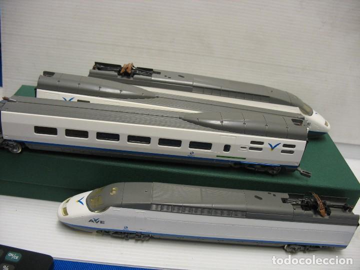 Trenes Escala: renfe ave de mehano el de 4 unidades - Foto 5 - 272149593