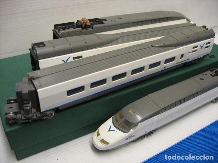 Trenes Escala: renfe ave de mehano el de 4 unidades - Foto 6 - 272149593