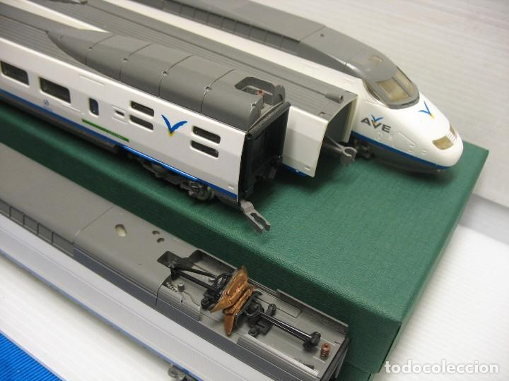 Trenes Escala: renfe ave de mehano el de 4 unidades - Foto 7 - 272149593
