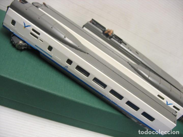 Trenes Escala: renfe ave de mehano el de 4 unidades - Foto 9 - 272149593