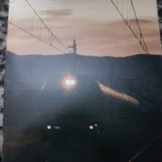Trenes Escala: RENFE REVISTA SEGURIDAD EN LA CIRCULACIÓN N°8 JUNIO 1986. Lote 251412655