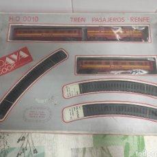 Trenes Escala: TREN PAYA A PILAS. Lote 251860970