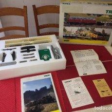 Trenes Escala: TREN MINITRIX - TRIX SCHUCO GMBH & CO. - NÜRNBERG - ESCALA HO - AÑO 1997 - BUEN ESTADO. Lote 252609650