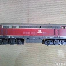 Trenes Escala: MÁQUINA H0 RSO PRECISA LIMPIEZA SIN CAJA ORIGINAL. Lote 252620560