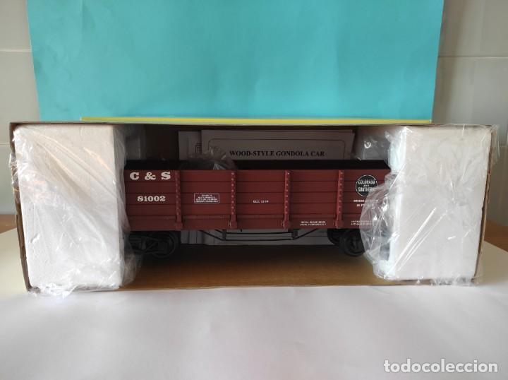 Trenes Escala: ARISTOCRAFT VAGON REF: 81002 ESCALA G 1:24 - Foto 3 - 252643110