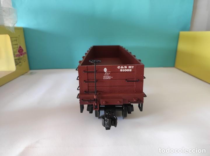 Trenes Escala: ARISTOCRAFT VAGON REF: 81002 ESCALA G 1:24 - Foto 7 - 252643110