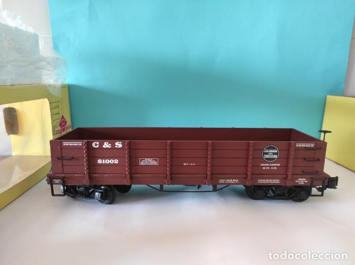 Trenes Escala: ARISTOCRAFT VAGON REF: 81002 ESCALA G 1:24 - Foto 8 - 252643110