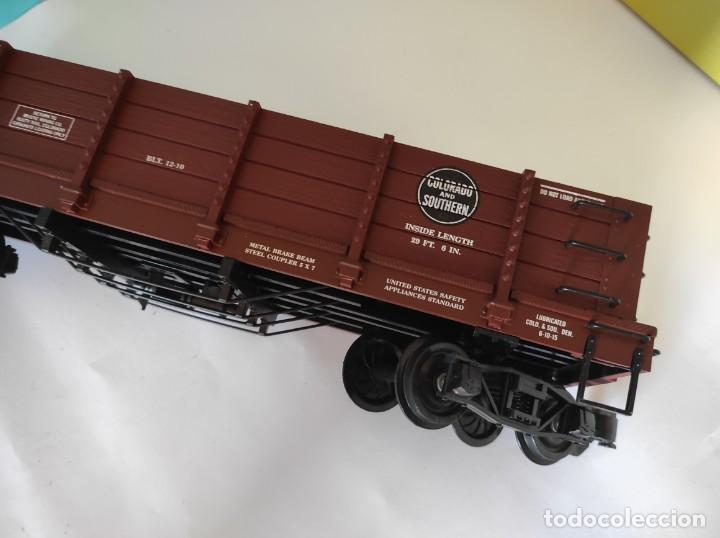 Trenes Escala: ARISTOCRAFT VAGON REF: 81002 ESCALA G 1:24 - Foto 13 - 252643110