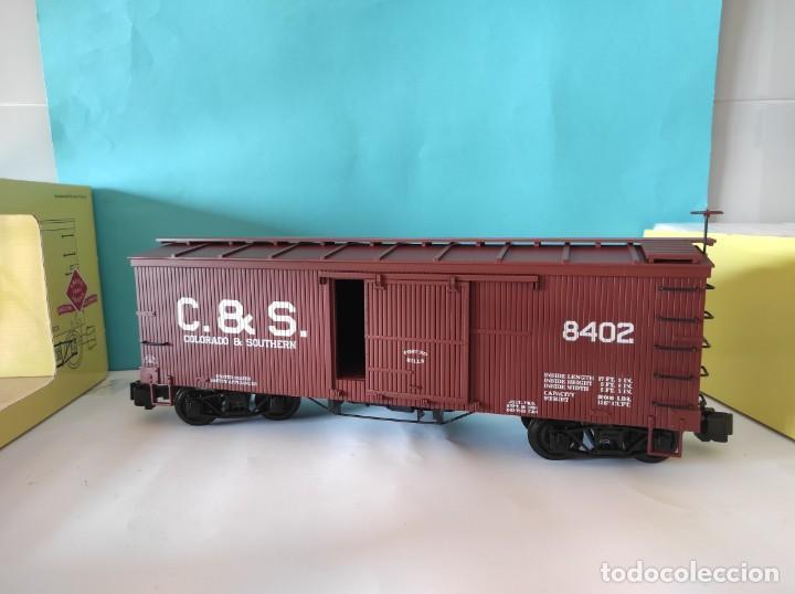 Trenes Escala: ARISTOCRAFT VAGON REF: 86002 ESCALA G 1:24 - Foto 2 - 252644355