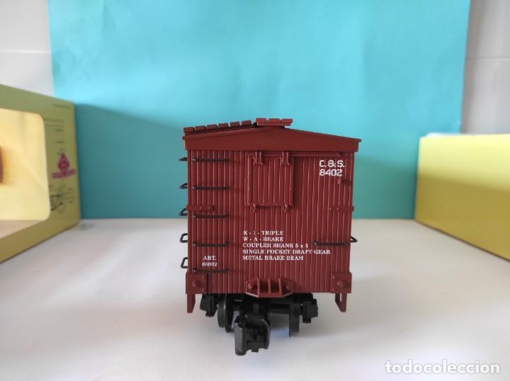 Trenes Escala: ARISTOCRAFT VAGON REF: 86002 ESCALA G 1:24 - Foto 3 - 252644355
