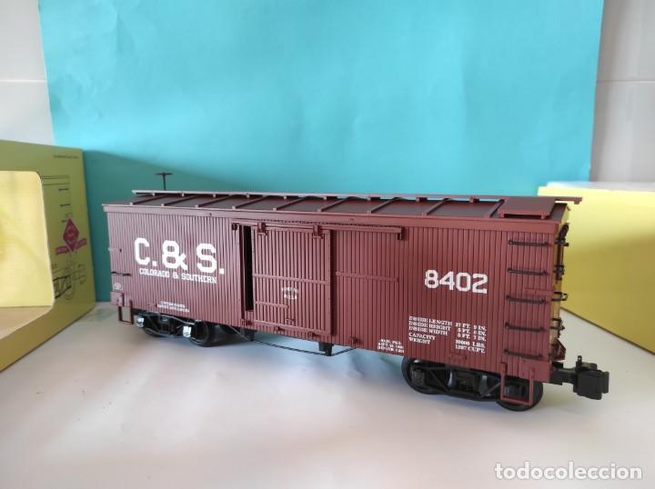 Trenes Escala: ARISTOCRAFT VAGON REF: 86002 ESCALA G 1:24 - Foto 5 - 252644355