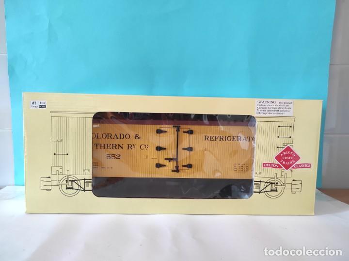 Trenes Escala: ARISTOCRAFT VAGON REF: 86202 ESCALA G 1:24 - Foto 8 - 252645340