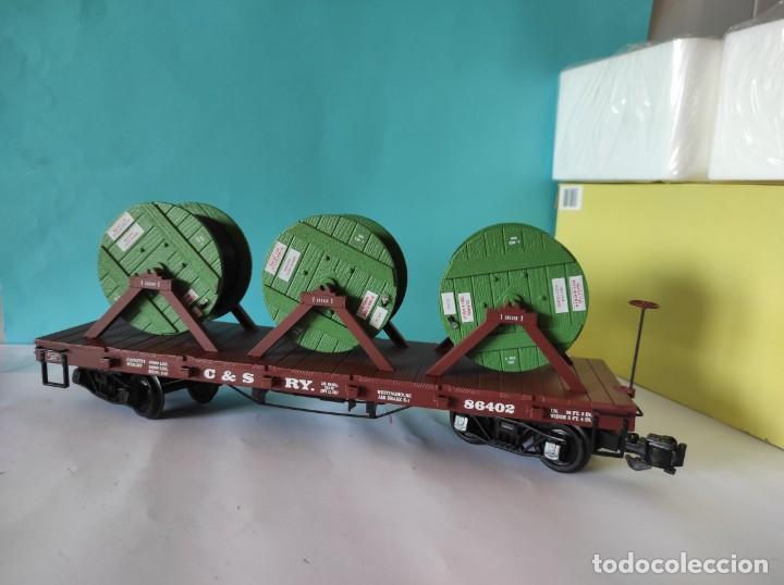 Trenes Escala: ARISTOCRAFT VAGON REF: 86402 ESCALA G 1:24 - Foto 2 - 252646790