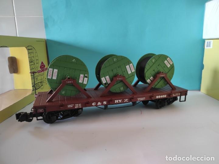 Trenes Escala: ARISTOCRAFT VAGON REF: 86402 ESCALA G 1:24 - Foto 3 - 252646790