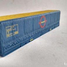 Trenes Escala: ELECTROTREN H0, CONTENEDOR TRANSFESA .VÁLIDOS IBERTREN,MARKLIN ,ETC. Lote 252680875