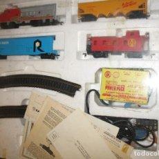 Trenes Escala: SET DE TREN BACHMANN. Lote 253158825