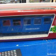 Trenes Escala: LGB VAGON DE ZILLERTALBAHN ESC.G. Lote 253162875