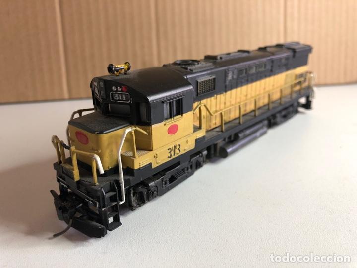 Trenes Escala: 2 locomotoras H0 corriente continua - Foto 2 - 253442100
