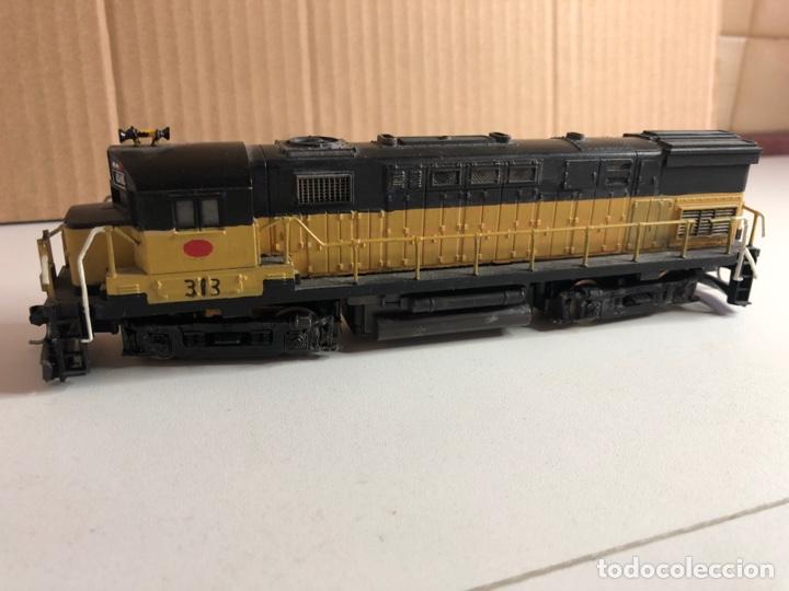 Trenes Escala: 2 locomotoras H0 corriente continua - Foto 5 - 253442100