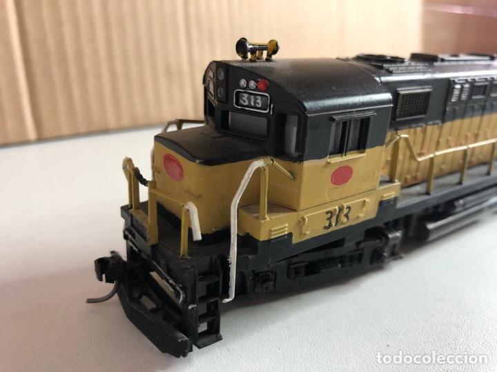 Trenes Escala: 2 locomotoras H0 corriente continua - Foto 7 - 253442100