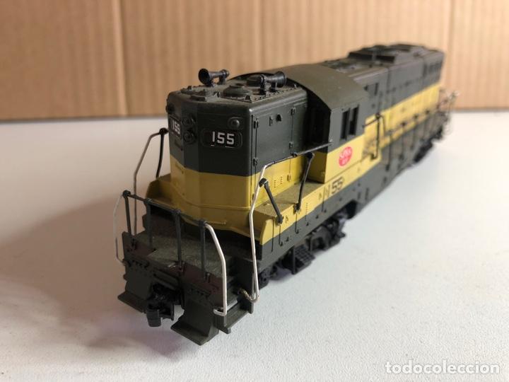 Trenes Escala: 2 locomotoras H0 corriente continua - Foto 9 - 253442100