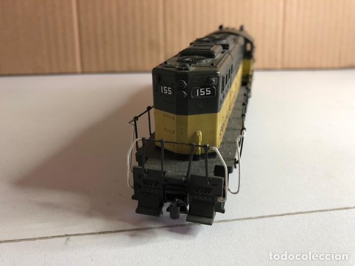 Trenes Escala: 2 locomotoras H0 corriente continua - Foto 11 - 253442100