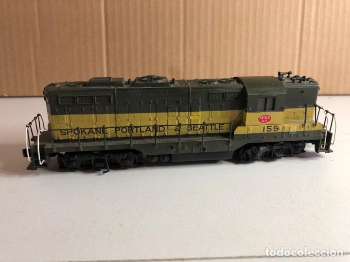 Trenes Escala: 2 locomotoras H0 corriente continua - Foto 12 - 253442100