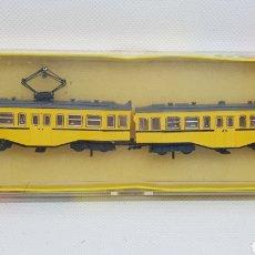 Trenes Escala: DIFICIL MAQUETA TRANVIA BRAWA HO MODELO 1127. Lote 254444745