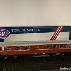 Trenes Escala: VAGÓN PASAJEROS NMJ TOPLINE MODELS DE LA NSB. Lote 254689390