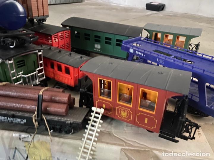 Trenes Escala: Pack de vagones de trenes - Foto 2 - 254720005