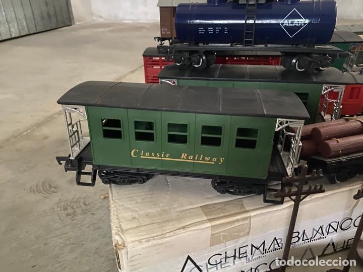 Trenes Escala: Pack de vagones de trenes - Foto 3 - 254720005