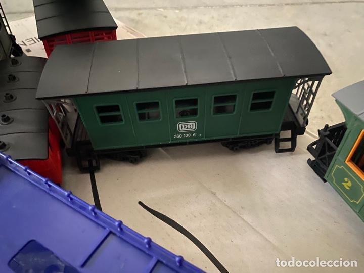Trenes Escala: Pack de vagones de trenes - Foto 4 - 254720005