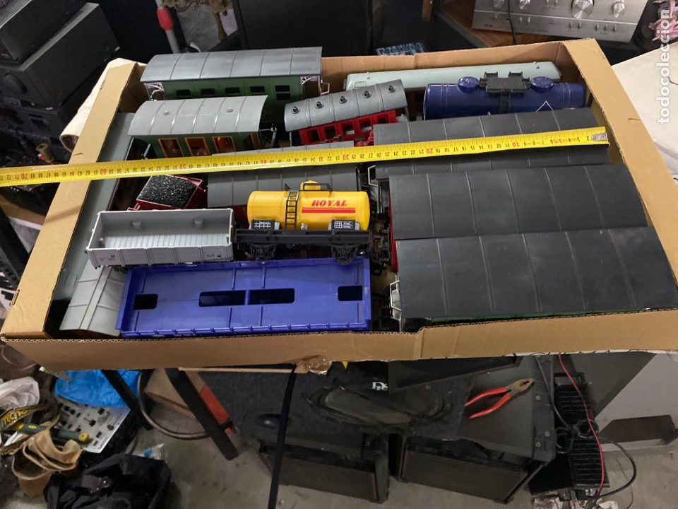 Trenes Escala: Pack de vagones de trenes - Foto 8 - 254720005