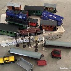 Trenes Escala: PACK DE VAGONES DE TRENES. Lote 254720005