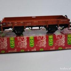 Trenes Escala: PRECIOSO VAGÓN LGB LEHMANN. GERMANY. REF. 4010.. Lote 255511360